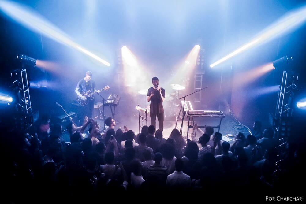 O Som e a Luz - Show de Bastidores