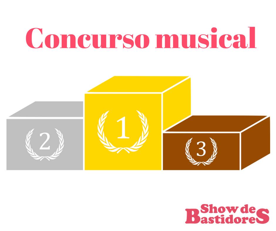 Concurso musical