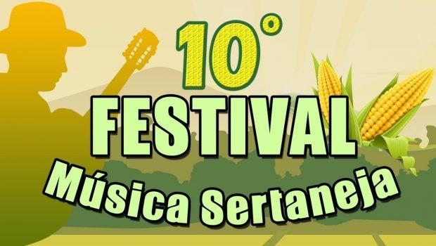 10º Festival de Música Sertaneja