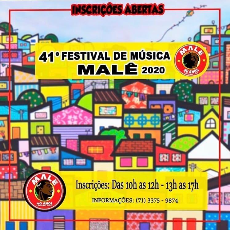 Festival de Música do Malê Debalê