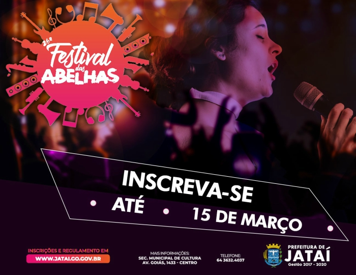 26° Festival de Música das Abelhas