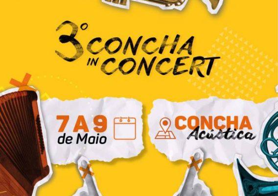 3º Festival de Música Concha in Concert
