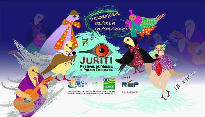 7º festival de música juriti