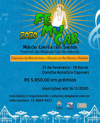 Festival de Músicas Carnavalescas de Campos do Jordão