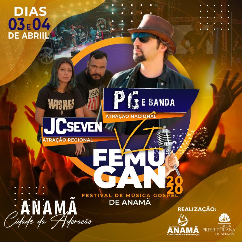 Festival de música FEMUGAN 2020