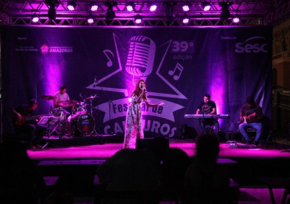 Festivald e Música de Calouros SESC Amazonas