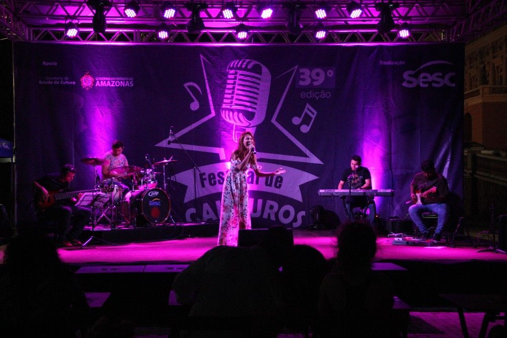 Festival de Música de Calouros SESC Amazonas