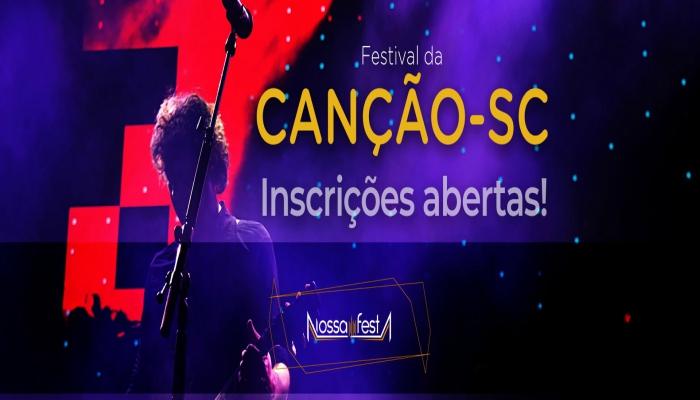 Concurso de Música Festival de Canção Nossa Festa