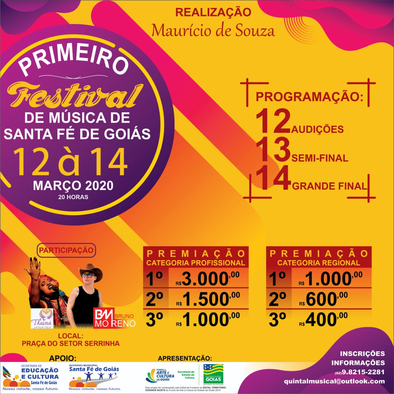 Festival de Música de Santa Fé de Goiás