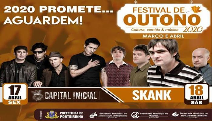 Festival de música porteirinha 2020