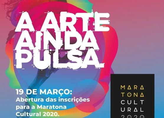 concurso de música Maratona Cultural 2020