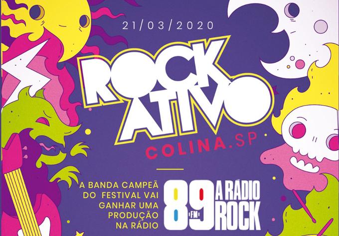 Festival de Música Rock Ativo 2020